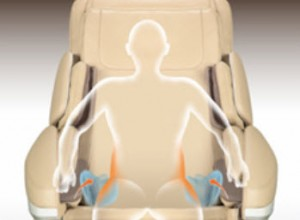 Massagestoel dijbeen airbag massage